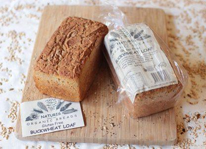 Organic Buckwheat Loaf (Gluten Free)