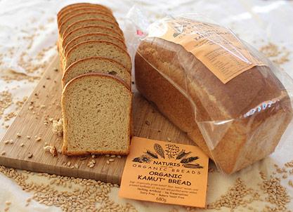 organic kamut bread naturis breads